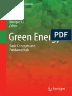 Green Energy, Basics and Fundamentals
