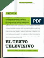 1994 El Texto Televisivo
