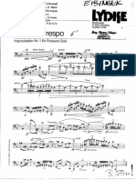 Enrique Crespo - Improvisation Nr.1