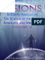 Visions 2 the Science of the Cards Astrology & Spirituality