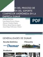 Descripción Del Proceso de Elaboración Del Soporte Compresor (1)