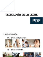 TECNOLOGÍA DE LA LECHE.ppt