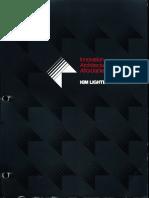 Kim Lighting Company Overview Brochure 1987