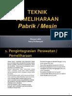 teknikpemeliharaan-130122235431-phpapp01.ppt