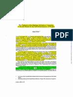 BadinterCommissionOps1 - 3 Summary