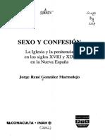 sexo y confesion