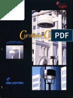 Kim Lighting Curvilinear Cutoff CC & CCS Brochure 9-1994