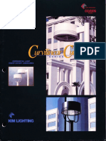 Kim Lighting Curvilinear Cutoff CC & CCS Brochure 1995