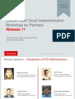 Workshop Overview PPT