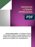 Enhancing Literary Appreciation