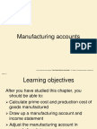 9. Manufacturing Accounts