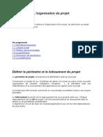 Gestion des projets COURS  FINAL.doc