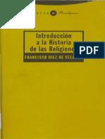 Diez de Velazco - Introducción a la Historia de las Religiones (Conflicto de codificación Unicode)