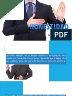 Honestidad Ulises