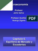 Cap Tulo 6 Equilibrio Mercado y Excedentes