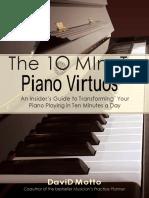 291559088 Ten Minute Piano Virtuoso