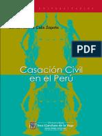 Casacion Civil en El Peru
