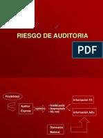 5.- Riesgo - Organigr. Auditoria