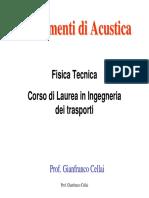 Fondamenti Di Acustica_ing