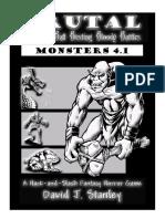BRUTAL Monsters 4.1