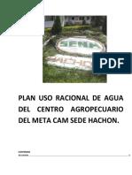 5 Programa de Uso Eficiente y Ahorro de Agua PUEAA