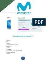 Características de Huawei Y7