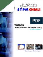 Catalogue PVC
