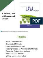 EO Gaddis Java Chapter 06 6e-ClassesObjectsPart2