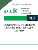 DTR VRD