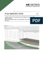 AE Series Array Guide v6.1!9!2016