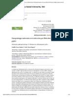 Fisiopatología Molecular en La Infección Por Helicobacter Pylori