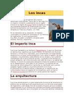 Los Incas II