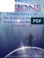 Visions 3 the Science of the Cards Astrology & Spirituality