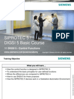 11 D01 DIGSI 5 - Control Functions V1.1 en-US