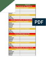 Entidades descentralizadas municipio de San GIl
