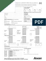 Windpost Design Sheet