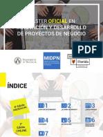 MIDPN - Informacion y Programa