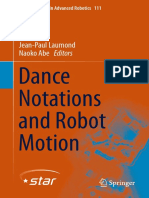 Jean-Paul Laumond, Naoko Abe (Eds.) - Dance Notations and Robot Motion - Springer International Publishing (2016) (Springer Tracts in Advanced Robotics 111)