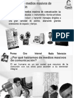 Medios Masivos de Comunicación_La Radio