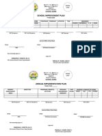School Improvement Plan (Sip) and Annual Implementation Plan (Aip) Format