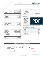 A320X Flight Checklist