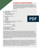 Accidentes y Complicaciones de La Extraccin Dentaria (1)