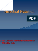 Unit 3 - Microbial Nutrition_no_figs.ppt