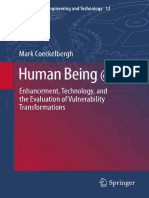 [Mark Coeckelbergh (Auth.)] Human Being Risk.