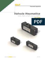 Catalogo de Valvulas Neumaticas Reflake