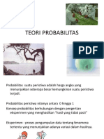 Bab III. Teori Probabilitas