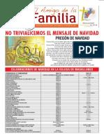 EL AMIGO DE LA FAMILIA 17 DICIEMBRE 2017