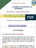 Inmunologa CLASE 2017 II