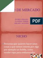 Nicho de Mercado 1