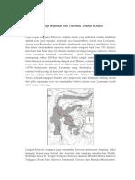 Struktur Geologi Regional dan Tektonik Lembar Kolaka.docx